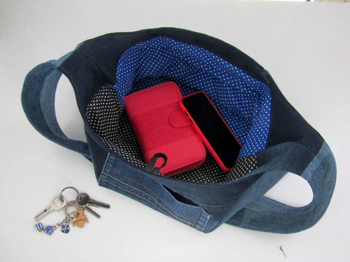 f3c4bd0a827b Bevásárló táska varrása 1. rész - TÁSKA SULI